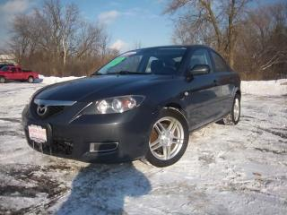 Used 2007 Mazda MAZDA3 GS for sale in Whitby, ON