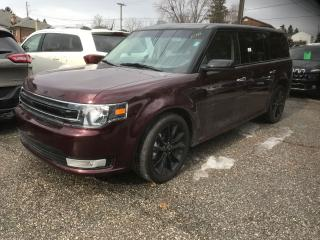 Used 2017 Ford Flex SEL for sale in Bradford, ON
