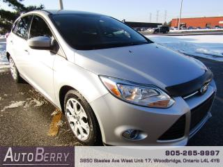 Used 2012 Ford Focus SE - 2.0L for sale in Woodbridge, ON