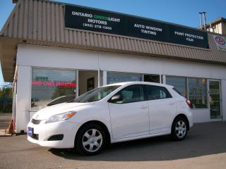 Used 2011 Toyota Matrix AUTOMATIC,LOADED,AIR CONDITIONING for sale in Mississauga, ON