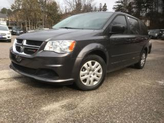 Used 2016 Dodge Grand Caravan CANADA VALUE PACKAGE for sale in Bradford, ON
