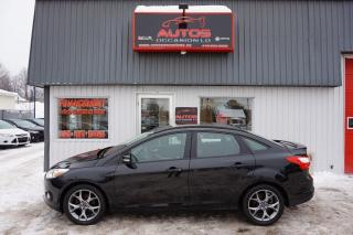 Used 2013 Ford Focus Se Noir T.équipé for sale in Saint-romuald, QC
