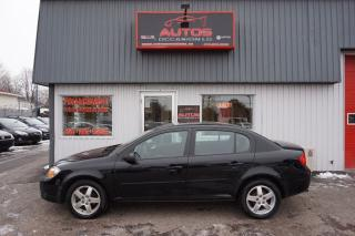 Used 2010 Chevrolet Cobalt LT for sale in Saint-romuald, QC