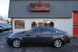 Used 2012 Acura TL for sale in Saint-romuald, QC