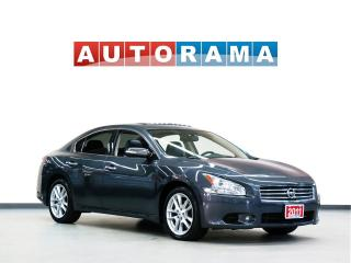 Used 2011 Nissan Maxima LEATHER SUNROOF for sale in North York, ON
