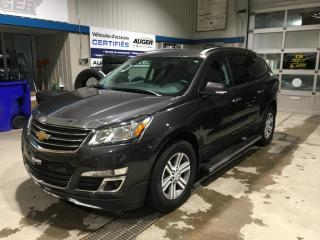 Used 2015 Chevrolet Traverse LT for sale in Nicolet, QC