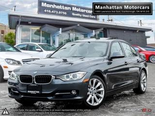 Used 2013 BMW 3 Series 328i X-DRIVE SPORTLINE  NAV PARKASSIST PHONE ROOF for sale in Scarborough, ON