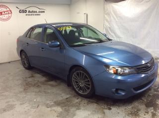 Used 2009 Subaru Impreza 2.5 i for sale in L'ancienne-lorette, QC