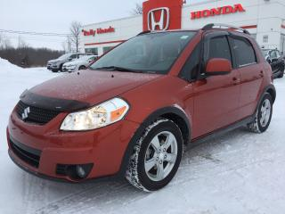 Used 2012 Suzuki SX4 JLX AWD for sale in Smiths Falls, ON