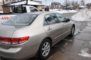 Used 2003 Honda Accord EX for sale in Brampton, ON