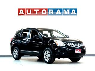 Used 2013 Nissan Rogue 4WD for sale in North York, ON