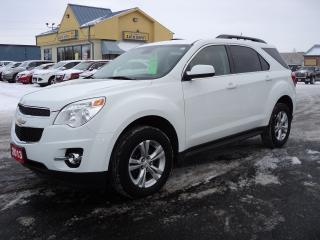 Used 2013 Chevrolet Equinox LT 3.6L BackUpCamera HeatedSeats Bluetooth for sale in Brantford, ON