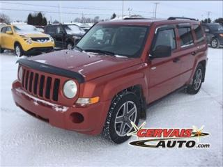 Used 2009 Jeep Patriot North A/c Mags for sale in Trois-rivieres, QC