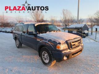 Used 2011 Ford Ranger SPORT for sale in Boischatel, QC