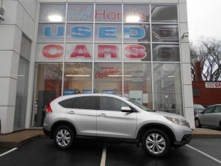 Used 2014 Honda CR-V EX POWER SUNROOF HEATED SEATS for sale in Halifax, NS
