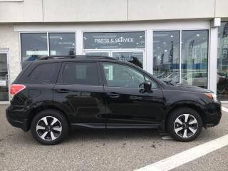 New 2018 Subaru Forester TOURING for sale in Vernon, BC