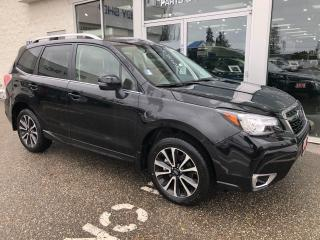 New 2018 Subaru Forester 2.0XT LIMITED EYESIGHT for sale in Vernon, BC