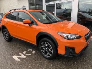 New 2018 Subaru XV Crosstrek 2.0i Touring for sale in Vernon, BC
