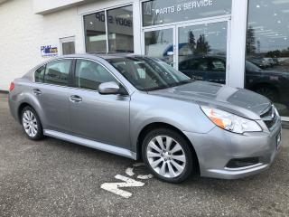 Used 2011 Subaru Legacy 2.5i w/Limited Pkg for sale in Vernon, BC