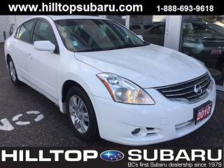 Used 2010 Nissan Altima 2.5 S for sale in Vernon, BC