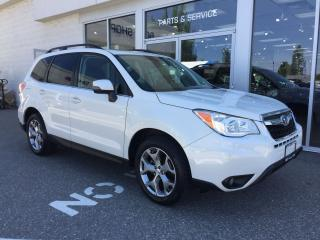 Used 2016 Subaru Forester i Limited for sale in Vernon, BC