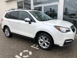New 2018 Subaru Forester 2.5i Limited for sale in Vernon, BC