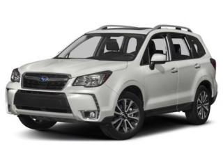 New 2018 Subaru Forester 2.0XT Touring for sale in Vernon, BC