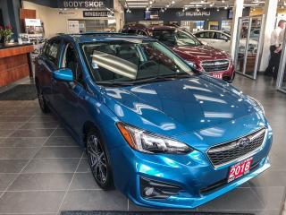 New 2018 Subaru Impreza 2.0i w/Sport & Tech Pkg for sale in Vernon, BC