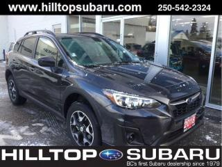 New 2018 Subaru XV Crosstrek 2.0I CONVENIENCE for sale in Vernon, BC