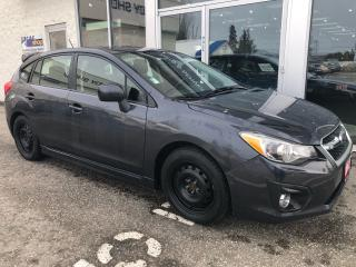 Used 2012 Subaru Impreza 2.0i SPORT 5DR for sale in Vernon, BC