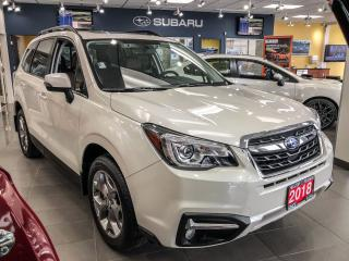 New 2018 Subaru Forester 2.5i LIMITED EYESIGHT for sale in Vernon, BC