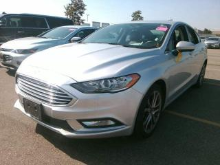 Used 2017 Ford Fusion SE for sale in Bradford, ON