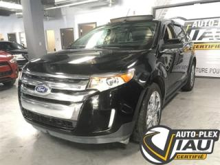 Used 2012 Ford Edge Sel - Ecoboost for sale in Montreal, QC