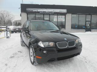 Used 2010 BMW X3 XDRIVE 3.0 **TOIT PANORAMIQUE** for sale in Saint-hubert, QC