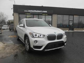 Used 2016 BMW X1 **TOIT PANORAMIQUE XDRIVE** for sale in Saint-hubert, QC