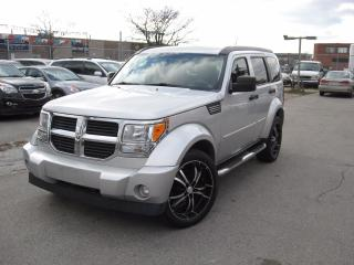 Used 2008 Dodge Nitro SE for sale in North York, ON