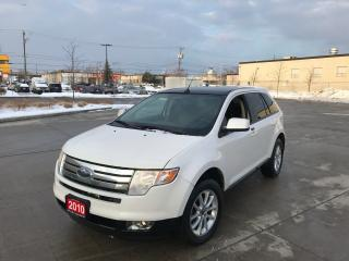 Used 2010 Ford Edge SEL, AWD, Low km, Certify, Auto, 3/Y warranty avai for sale in North York, ON