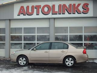 Used 2006 Chevrolet Malibu LT for sale in St Catharines, ON