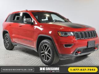 Used 2017 Jeep Grand Cherokee for sale in Saint-leonard, QC