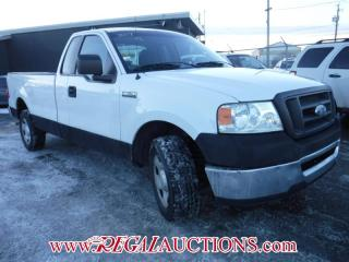 Used 2007 Ford F-150 XL REGULAR CAB 2WD for sale in Calgary, AB