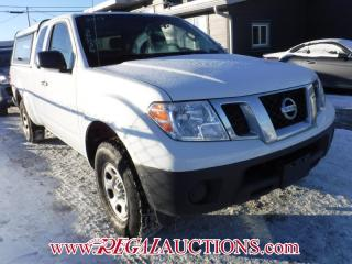 Used 2013 Nissan FRONTIER S KING CAB 4X2 AT for sale in Calgary, AB