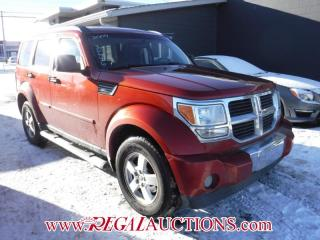Used 2009 Dodge NITRO  4D UTILITY 2WD for sale in Calgary, AB