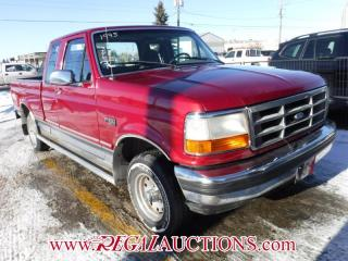 Used 1995 Ford F-150 XLT SUPERCAB 4WD for sale in Calgary, AB