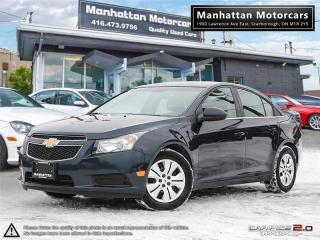 Used 2014 Chevrolet Cruze LT AUTO |BLUETOOTH|WARRANTY|REMOTE STARTER for sale in Scarborough, ON