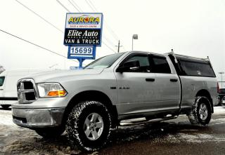 Used 2009 Dodge Ram 1500 Lift Kit, Hemi Engine. Loaded for sale in Aurora, ON