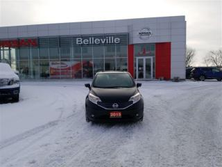 Used 2015 Nissan Versa Note SL 1 OWNER LOCAL TRADE WITH EXTENDED WARRANTY for sale in Belleville, ON