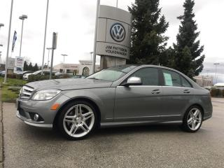 Used 2009 Mercedes-Benz C350 4MATIC Sedan for sale in Surrey, BC