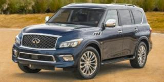 Used 2015 Infiniti QX80 7-Passenger for sale in Mississauga, ON