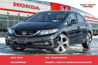 Used 2015 Honda Civic Si | Manual for sale in Whitby, ON
