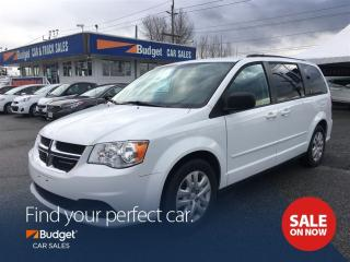 Used 2015 Dodge Grand Caravan SXT for sale in Vancouver, BC